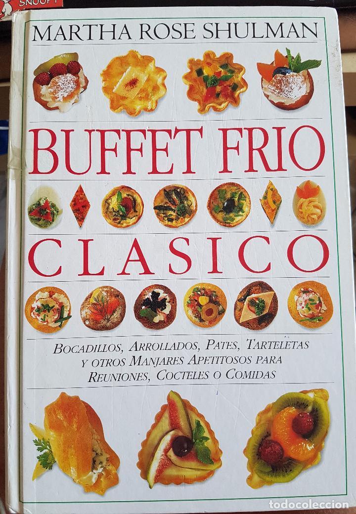libro de recetas de buffet frío muy completo. e - Comprar Libros de ...