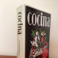Libros de segunda mano: MANUAL DE COCINA - ANA MARÍA HERRERA. Lote 88977846