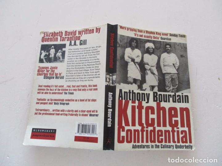 anthony bourdain. kitchen confidential. adventu - Comprar Libros de ...
