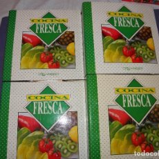 Libros de segunda mano: COCINA FRESCA - ORBIS FABRIS. Lote 89358692