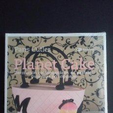 Libros de segunda mano: PLANET CAKE. PARIS CUTLER DE EDITORIAL JUVENTUD. LIBRO PRECINTADO.. Lote 89632140