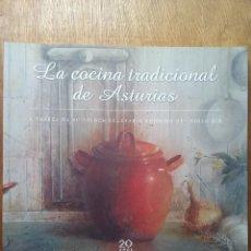 Libros de segunda mano: LA COCINA TRADICIONAL DE ASTURIAS A TRAVES DE SU PRIMER RECETARIO ANONIMO DEL SIGLO XIX, FLC, 2008. Lote 89863012