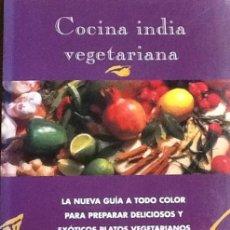 Livros em segunda mão: COCINA INDIA VEGETARIANA - SUMANA RAY - KONEMANN .. Lote 90080484