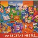 Libros de segunda mano: 100 RECETAS NESTLE. . Lote 91049210