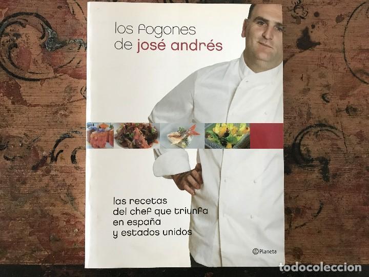 Los Fogones De Jose Andrés Las Recetas Del Che Sold