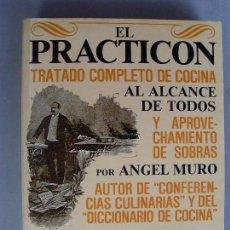 Libros de segunda mano: EL PRACTICON TRATADO COMPLETO DE COCINA / 1982. Lote 91628610