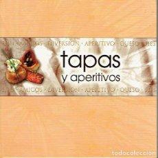 Libros de segunda mano: TAPAS Y APERITIVOS. CHRISTINE SMITH.. Lote 92880860