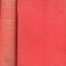 Libros de segunda mano: MATEO CARBONELL RAZQUIN : AGUARDIENTES, LICORES Y APERITIVOS (SINTES, 1965). Lote 134455629