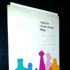 Livres d'occasion: COLECCION MUSEO CHICOTE / NOVAG / 11 LAMINAS DOBLES. Lote 95561443