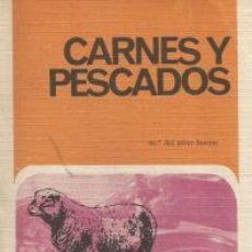 Libros de segunda mano: CARNES Y PESCADOS – M.ª DEL PILAR BUENO. Lote 95972559