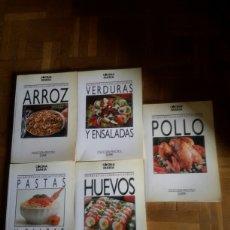 Libros de segunda mano: 1000 RECETAS DE COCINA . Lote 96590542