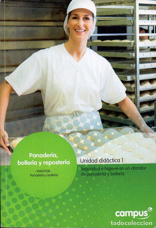 CURSO DE PANADERÍA, BOLLERÍA Y REPOSTERÍA - 14 TOMOS (CAMPUS, 2012) (Libros de Segunda Mano - Cocina y Gastronomía)