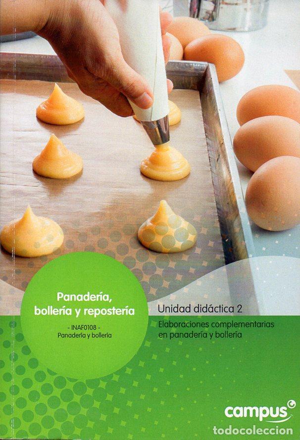 Libros de segunda mano: CURSO DE PANADERÍA, BOLLERÍA Y REPOSTERÍA - 14 TOMOS (CAMPUS, 2012) - Foto 2 - 96626011