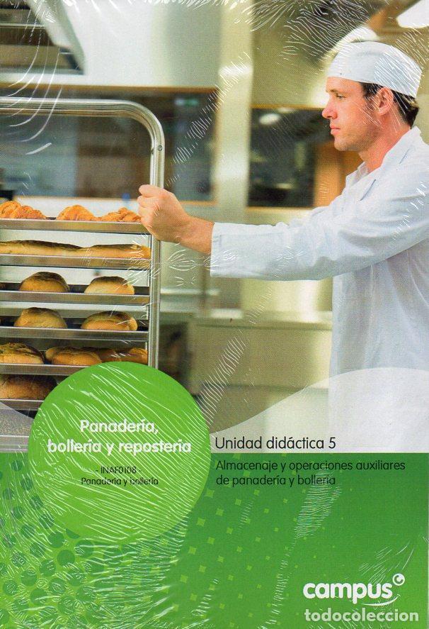 Libros de segunda mano: CURSO DE PANADERÍA, BOLLERÍA Y REPOSTERÍA - 14 TOMOS (CAMPUS, 2012) - Foto 3 - 96626011