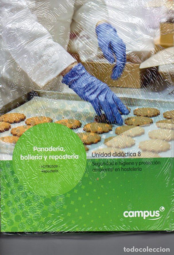Libros de segunda mano: CURSO DE PANADERÍA, BOLLERÍA Y REPOSTERÍA - 14 TOMOS (CAMPUS, 2012) - Foto 4 - 96626011