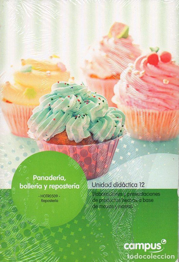 Libros de segunda mano: CURSO DE PANADERÍA, BOLLERÍA Y REPOSTERÍA - 14 TOMOS (CAMPUS, 2012) - Foto 6 - 96626011