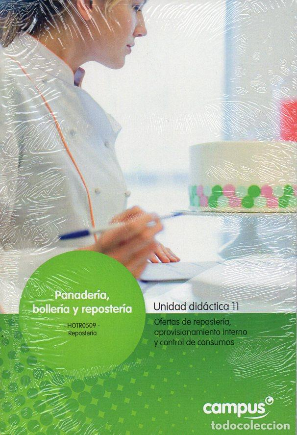 Libros de segunda mano: CURSO DE PANADERÍA, BOLLERÍA Y REPOSTERÍA - 14 TOMOS (CAMPUS, 2012) - Foto 7 - 96626011