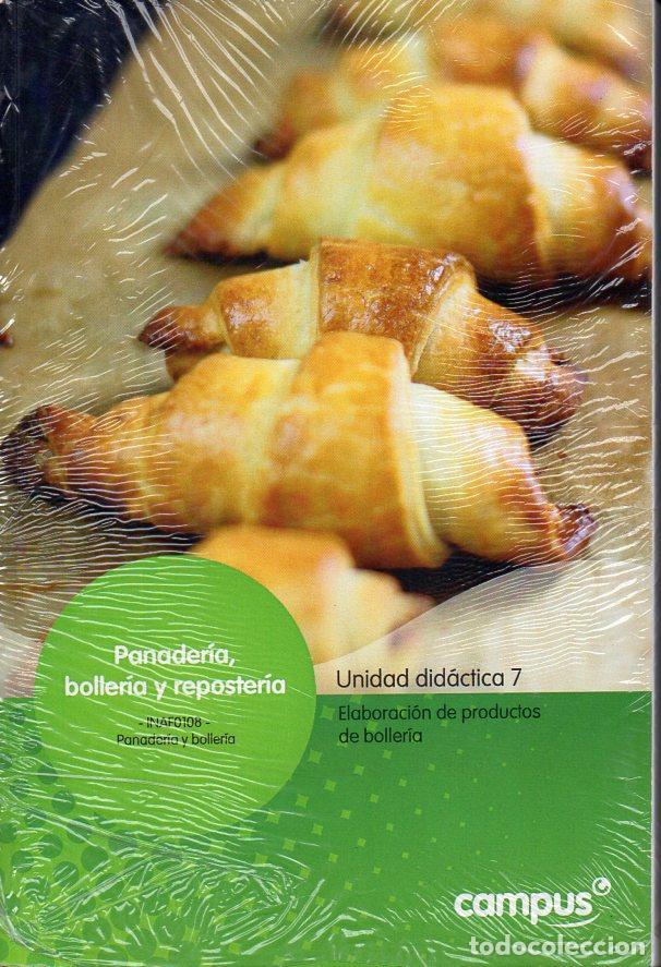 Libros de segunda mano: CURSO DE PANADERÍA, BOLLERÍA Y REPOSTERÍA - 14 TOMOS (CAMPUS, 2012) - Foto 8 - 96626011