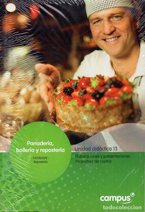 Libros de segunda mano: CURSO DE PANADERÍA, BOLLERÍA Y REPOSTERÍA - 14 TOMOS (CAMPUS, 2012) - Foto 9 - 96626011