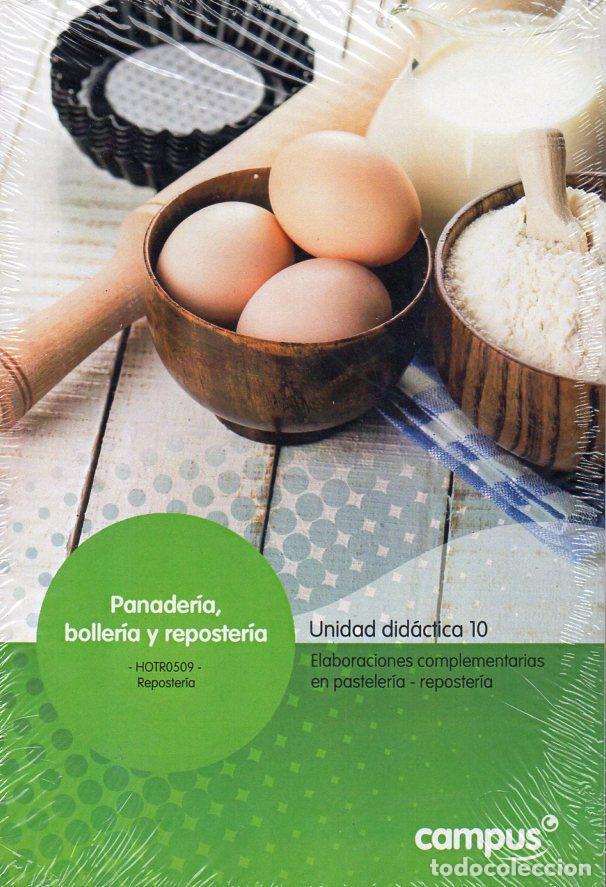 Libros de segunda mano: CURSO DE PANADERÍA, BOLLERÍA Y REPOSTERÍA - 14 TOMOS (CAMPUS, 2012) - Foto 10 - 96626011
