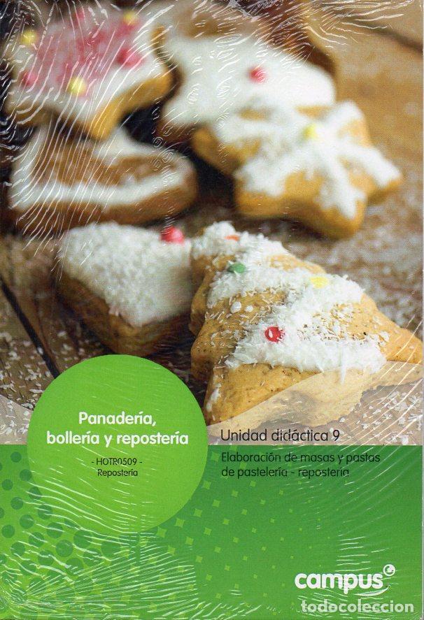 Libros de segunda mano: CURSO DE PANADERÍA, BOLLERÍA Y REPOSTERÍA - 14 TOMOS (CAMPUS, 2012) - Foto 13 - 96626011