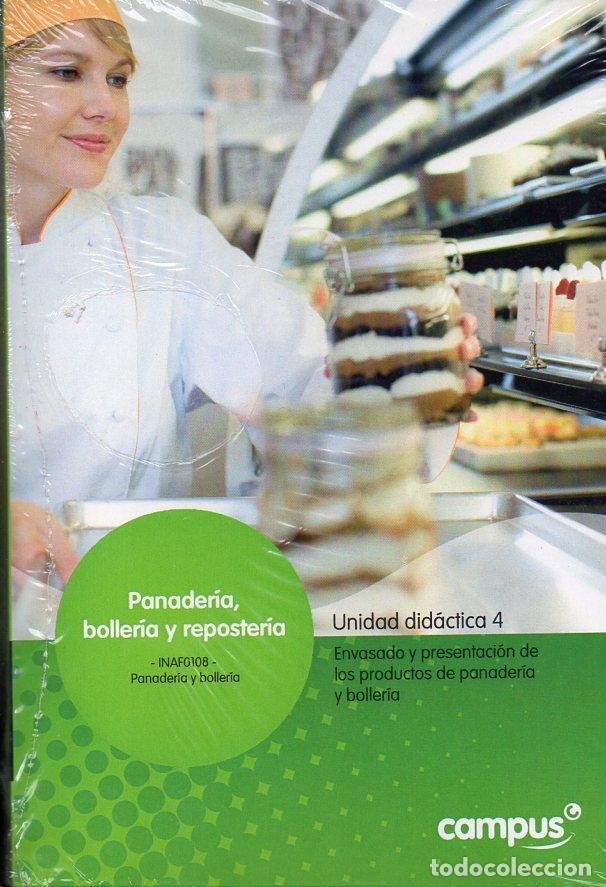 Libros de segunda mano: CURSO DE PANADERÍA, BOLLERÍA Y REPOSTERÍA - 14 TOMOS (CAMPUS, 2012) - Foto 14 - 96626011