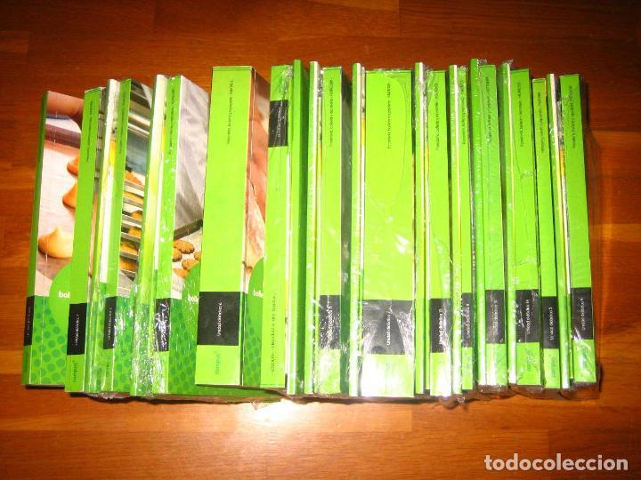 Libros de segunda mano: CURSO DE PANADERÍA, BOLLERÍA Y REPOSTERÍA - 14 TOMOS (CAMPUS, 2012) - Foto 15 - 96626011