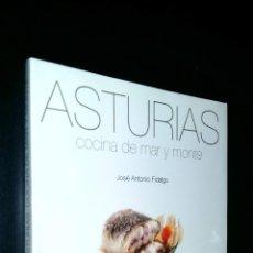 Libros de segunda mano: ASTURIAS COCINA DE MAR Y MONTE / JOSE ANTONIO FIDALGO . Lote 96870575