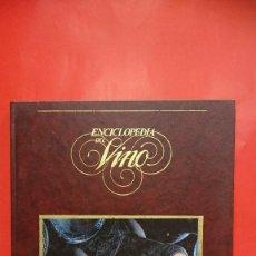 Libros de segunda mano: LOS VINOS DE RIOJA. ENCICLOPEDIA DEL VINO. ORBIS, S.A. EDICIONES. Lote 97958679