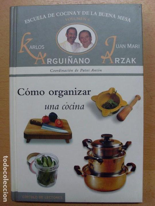 Libros de segunda mano: ESCUELA DE COCINA Y DE LA BUENA MESA / Karlos Arguiñano-Juan Mari Arzak / 1999 / 6 tomos - Foto 7 - 98495303