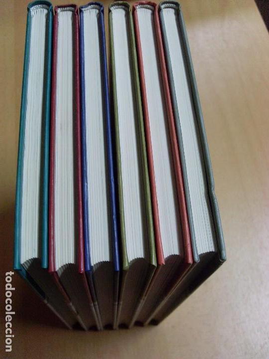 Libros de segunda mano: ESCUELA DE COCINA Y DE LA BUENA MESA / Karlos Arguiñano-Juan Mari Arzak / 1999 / 6 tomos - Foto 8 - 98495303