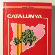 Libros de segunda mano: PALAZÓN - BLANES - CATALUNYA. VINS I CAVES - BLANES 1985 - IL·LUSTRAT. Lote 98554514