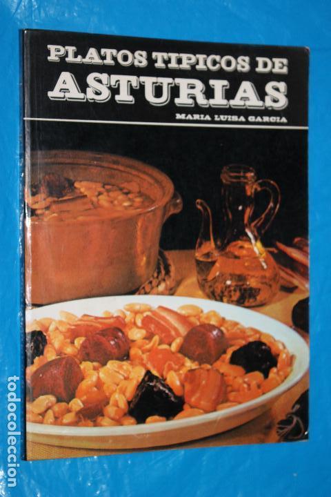 Cocina Maria Luisa | Platos Tipicos De Asturias Por Maria Luisa Garc Comprar Libros De