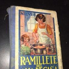 Gebrauchte Bücher - Ramillete del ama de casa. Nieves - 100025392