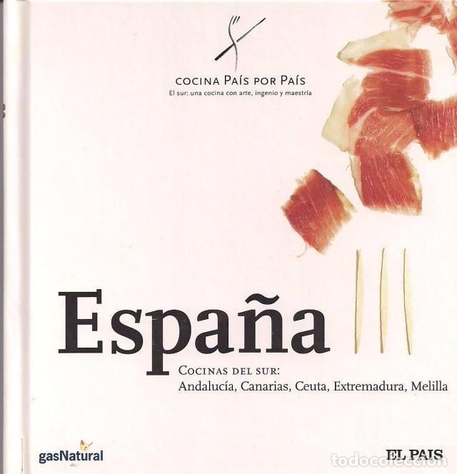 cocina país por país españa - cocina sur - Comprar Libros de cocina ...