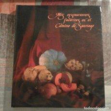 Libros de segunda mano: MIS RESTAURANTES FAVORITOS EN EL CAMINO DE SANTIAGO - RAFAEL ANSÓN - EDICIÓN NUMERADA - 1998. Lote 100633715