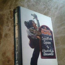 Libros de segunda mano: THE TASTES OF TRAVEL SOUTHERN SPAIN BY ELIZABETH DE STROUMILLO 1981. Lote 101151374