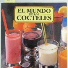 Libros de segunda mano: EL MUNDO DE LOS CÓCTELES. R. S. PEYSSON, ULTRAMAR EDITORES, BARCELONA, 1999. Lote 101184771