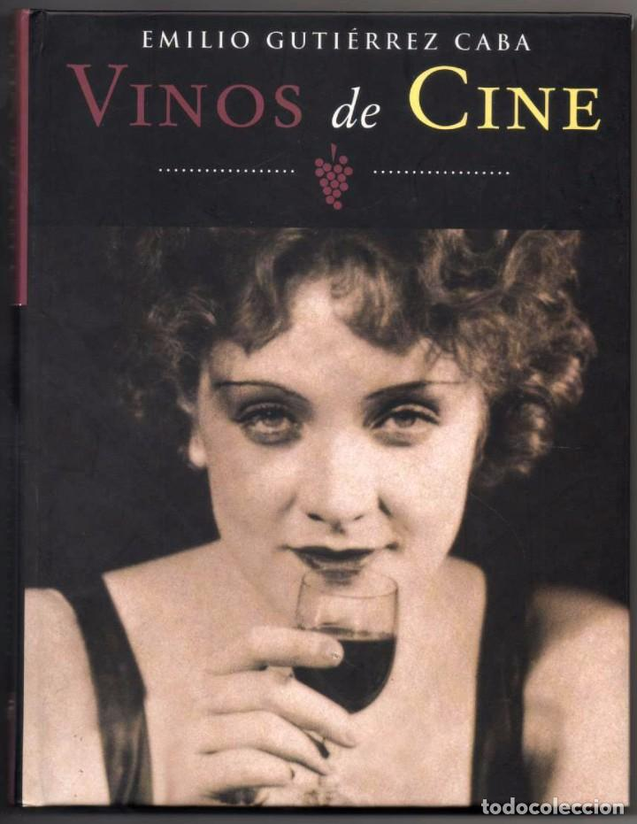 Resultado de imagen de vinos y cine libro gutierrez caba