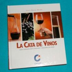 Libros de segunda mano - La cata de vinos Lluís Manel Barba - 101708227