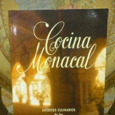 Libros de segunda mano - COCINA MONACAL. SECRETOS CULINARIOS DE LAS HERMANAS CLARISAS. - 102674043