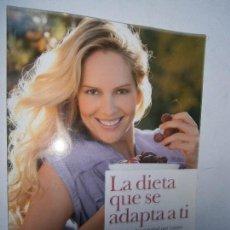 Libros de segunda mano: LIBROS ARTE COCINA SALUD NUTRICION LA DIETA QUE SE ADAPTA A TI RBA 2011. Lote 102836031