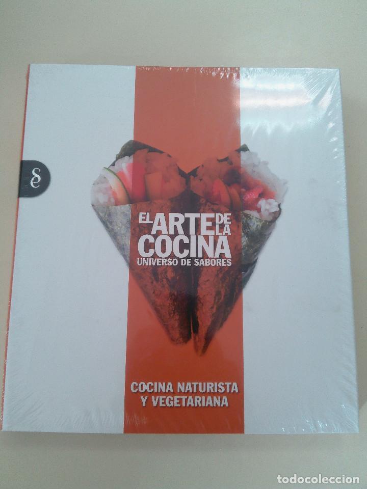 EL ARTE DE LA COCINA UNIVERSO DE SABORES-12 TOMOS-ED. SIGNO EDITORES-COLECCIÓN NUEVA-COMPLETA-PRECIN (Libros de Segunda Mano - Cocina y Gastronomía)