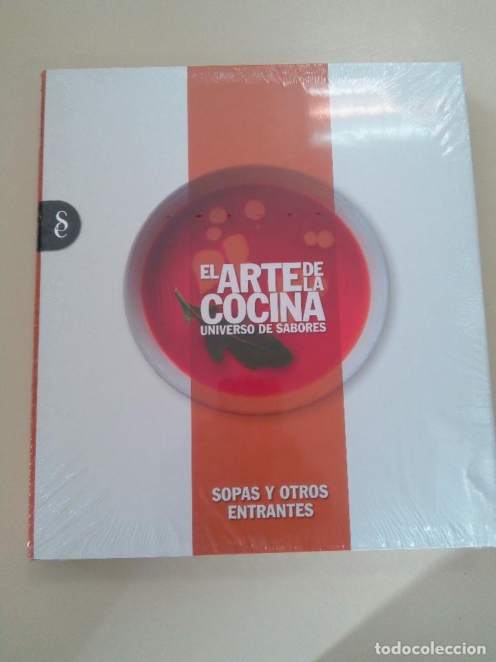 Libros de segunda mano: EL ARTE DE LA COCINA UNIVERSO DE SABORES-12 TOMOS-ED. SIGNO EDITORES-COLECCIÓN NUEVA-COMPLETA-PRECIN - Foto 3 - 103477623