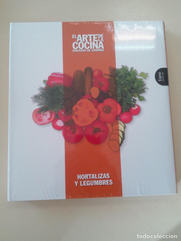 Libros de segunda mano: EL ARTE DE LA COCINA UNIVERSO DE SABORES-12 TOMOS-ED. SIGNO EDITORES-COLECCIÓN NUEVA-COMPLETA-PRECIN - Foto 8 - 103477623