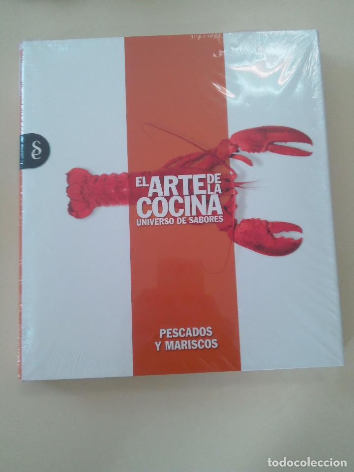 Libros de segunda mano: EL ARTE DE LA COCINA UNIVERSO DE SABORES-12 TOMOS-ED. SIGNO EDITORES-COLECCIÓN NUEVA-COMPLETA-PRECIN - Foto 9 - 103477623