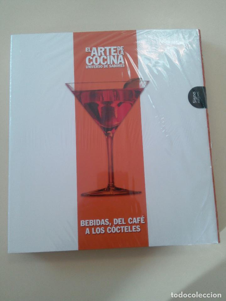 Libros de segunda mano: EL ARTE DE LA COCINA UNIVERSO DE SABORES-12 TOMOS-ED. SIGNO EDITORES-COLECCIÓN NUEVA-COMPLETA-PRECIN - Foto 10 - 103477623