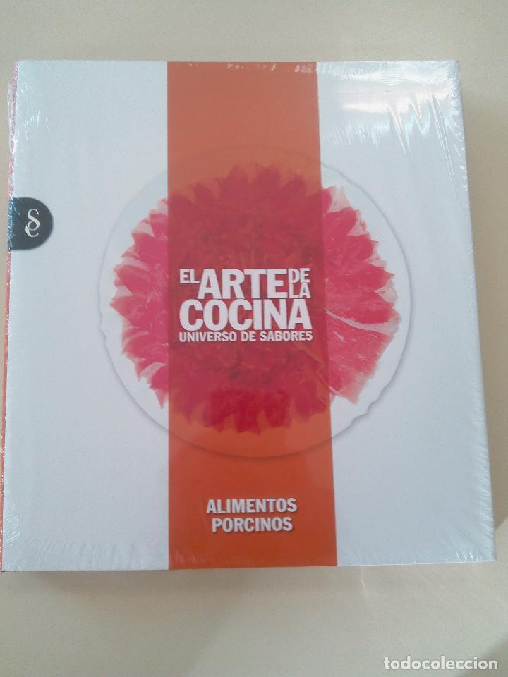Libros de segunda mano: EL ARTE DE LA COCINA UNIVERSO DE SABORES-12 TOMOS-ED. SIGNO EDITORES-COLECCIÓN NUEVA-COMPLETA-PRECIN - Foto 14 - 103477623