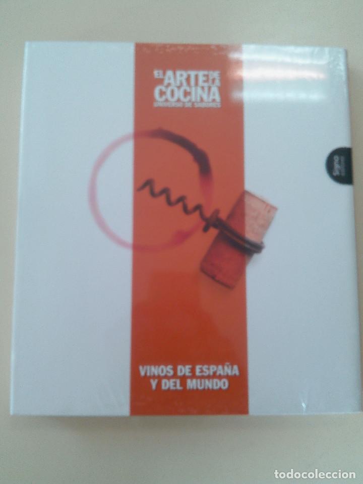 Libros de segunda mano: EL ARTE DE LA COCINA UNIVERSO DE SABORES-12 TOMOS-ED. SIGNO EDITORES-COLECCIÓN NUEVA-COMPLETA-PRECIN - Foto 16 - 103477623