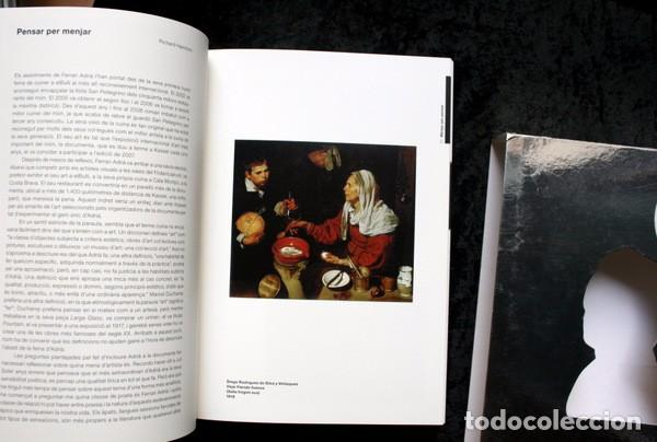 Libros de segunda mano: MENJAR PER PENSAR - PENSAR PER MENJAR - EL BULLI - FERRAN ADRIA - HAMILTON - TODOLI - Foto 7 - 103970023